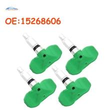 4 pcs/lot Car accessories 15268606 TPMS Tire Pressure Sensor Monitor For Buick Cadillac Chevy Pontia