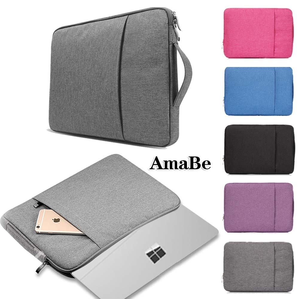 Laptop Sleeve Bag for Microsoft Surface Pro 2/3/4/6/7 Case Book 2 Notebook Waterproof