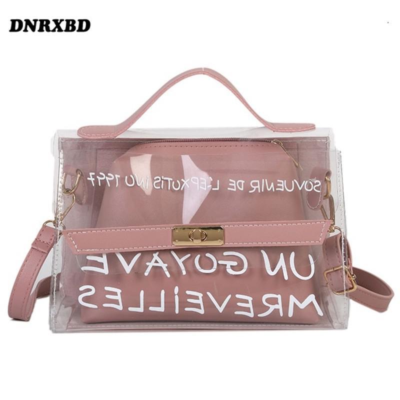Модная сумка через плечо, 2021 новые женские сумки из натуральной кожи прозрачная сумка женская сумка, сумка через плечо, сумка через плечо ле... yuzefi сумка через плечо