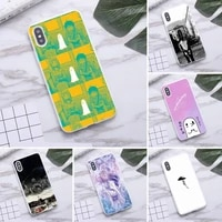 goodnight punpun phone case for iphone 12 11 pro max mini xs 8 7 6 6s plus x se 2020 xr candy white silicone cover