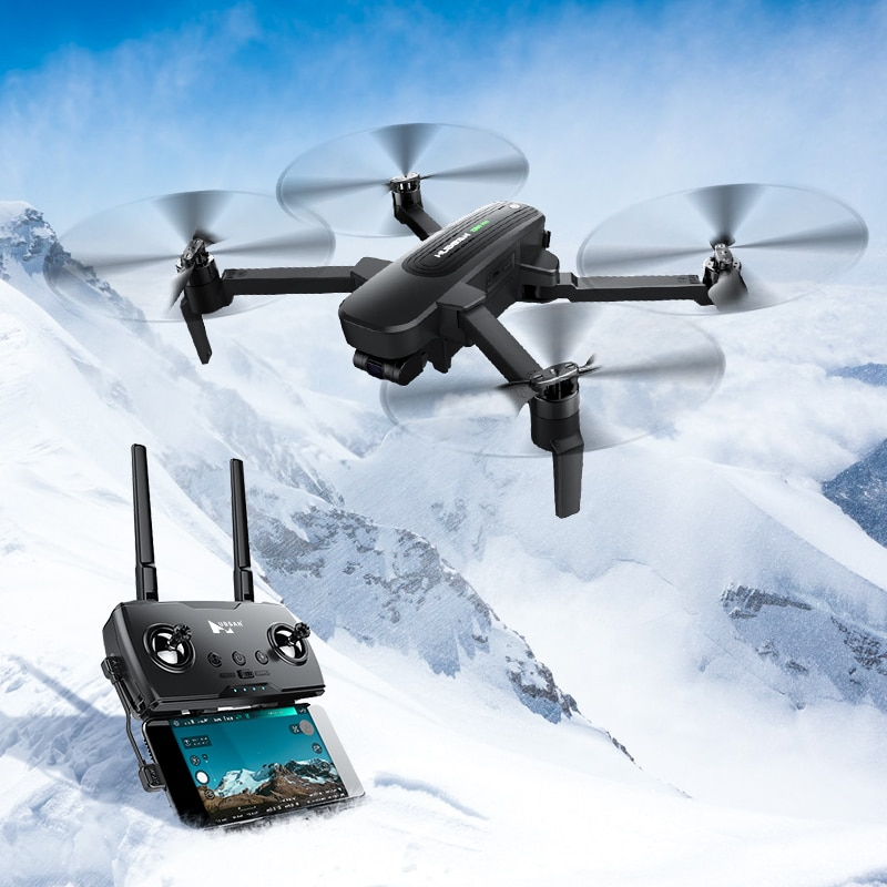 الأصلي HUBSAN ZINO PRO Quadcopter - RTF RC Drone Quadcopter 4 K UHD Camera 3-Axis Gimbal ، 4 كجم رحلة GPS FPV 5G wifi