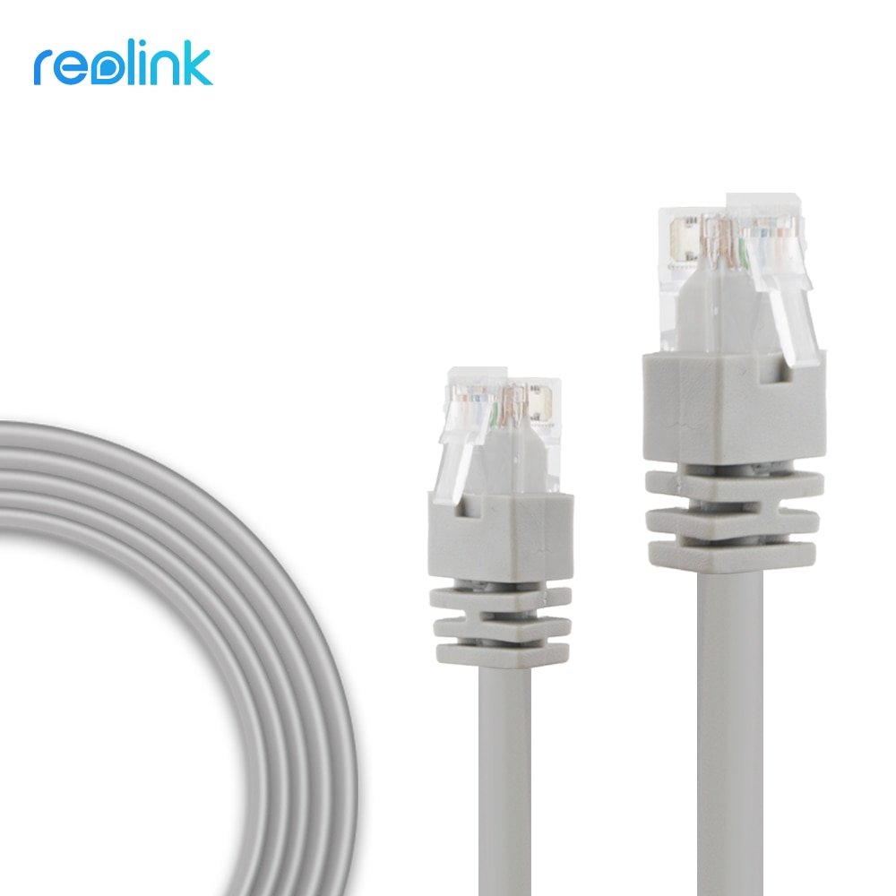 Сетевой кабель Reolink 18 м RJ45 для ip-камер Reolink