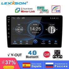Autoradio universel 2din Android 8.1 10 pouces/9 pouces   1080P tactile, GPS Navigation, Bluetooth, wifi SWC, DAB FM AM Mirror Link OBD 2