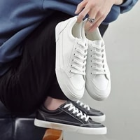2021 summer new white shoes couple canvas shoes male students fashion casual shoes low top flat shoes mens vulcanized shoes