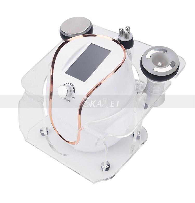 40K RF فراغ التجويف بالموجات فوق الصوتية ، مضاد للتجاعيد ، إزالة الدهون ، جهاز نحت الجسم والجمال