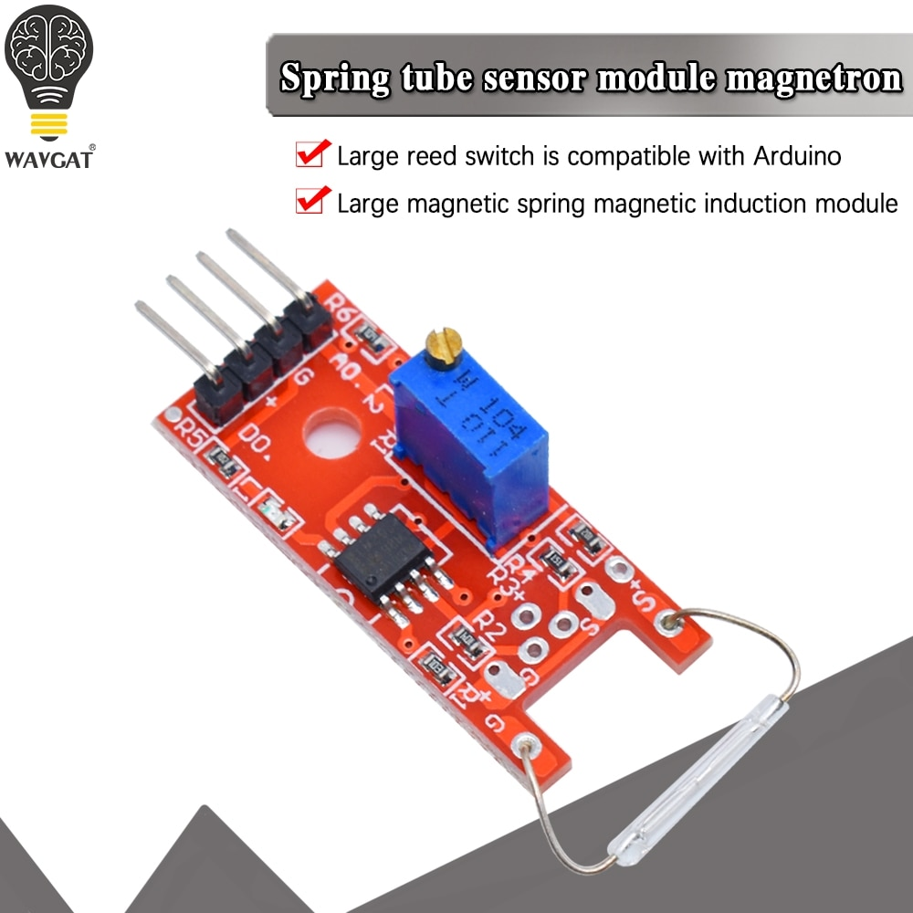 KY-025 Reed sensor module magnetron module reed switch MagSwitch For Arduino