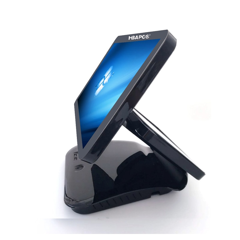 commercial pos terminal retail supermarket cash register 15 inch capacitive touch screen point of sale enlarge