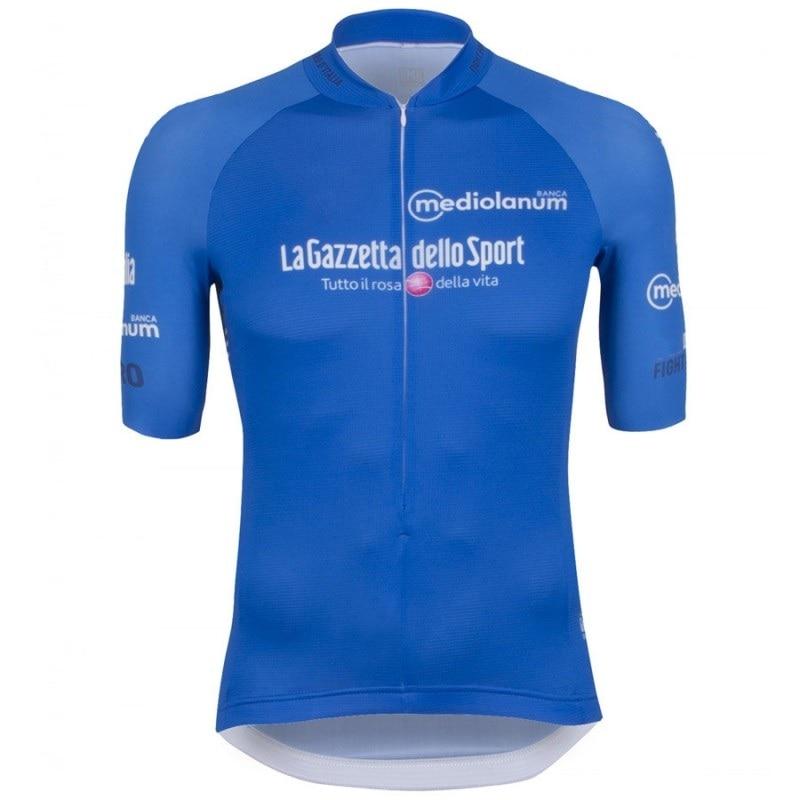 Maillot chaqueta transpirable el 2020 tour de italia verano ciclismo jérsei, italia mtb carreras topos hombres pano corte