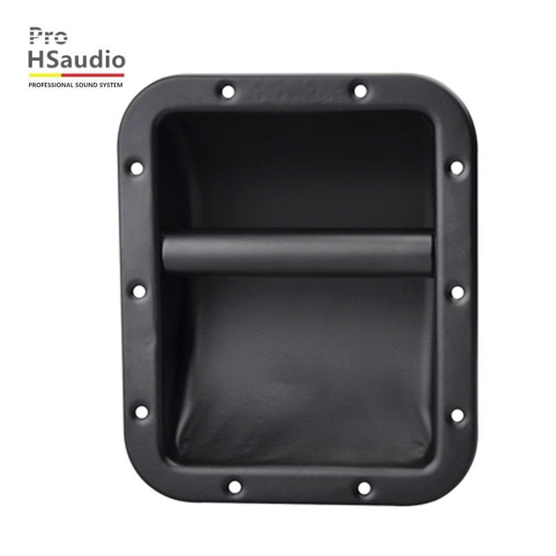 ProHSaudio (4Pcs/Lot) HS7107 Factory Direct Sales Professional Audio Accessories Matte Rounded Iron Pumping Around The Folds