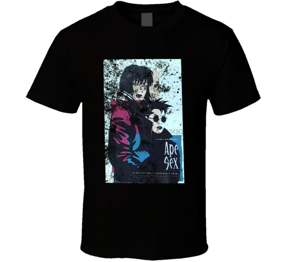 Ape Sex Love And Rockets Fictional Music Group Fan T Shirt