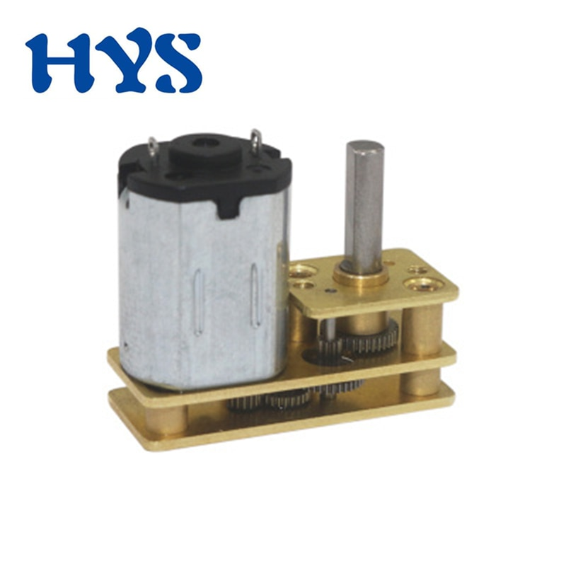Os motores elétricos reversíveis 15/35/50/70/150/200/300rpm micro motor 1024-n20 da c.c. 3 v 6 v 12 v do motor mini redutor da engrenagem da c.c. 12 v