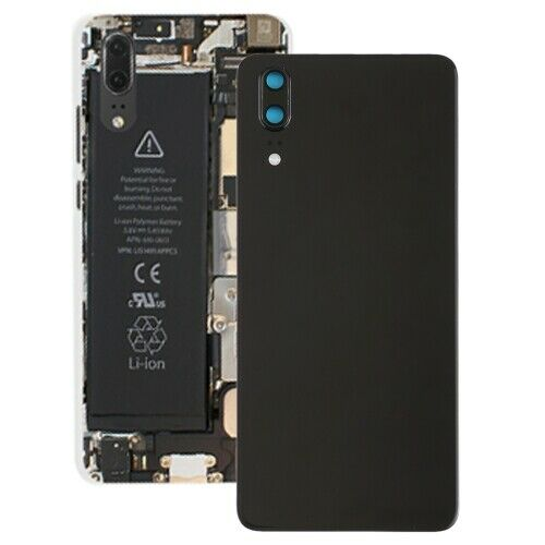 For Huawei P20 Battery Cover Door Back Housing Rear Case For Huawei P20 Battery Door Replacement Par