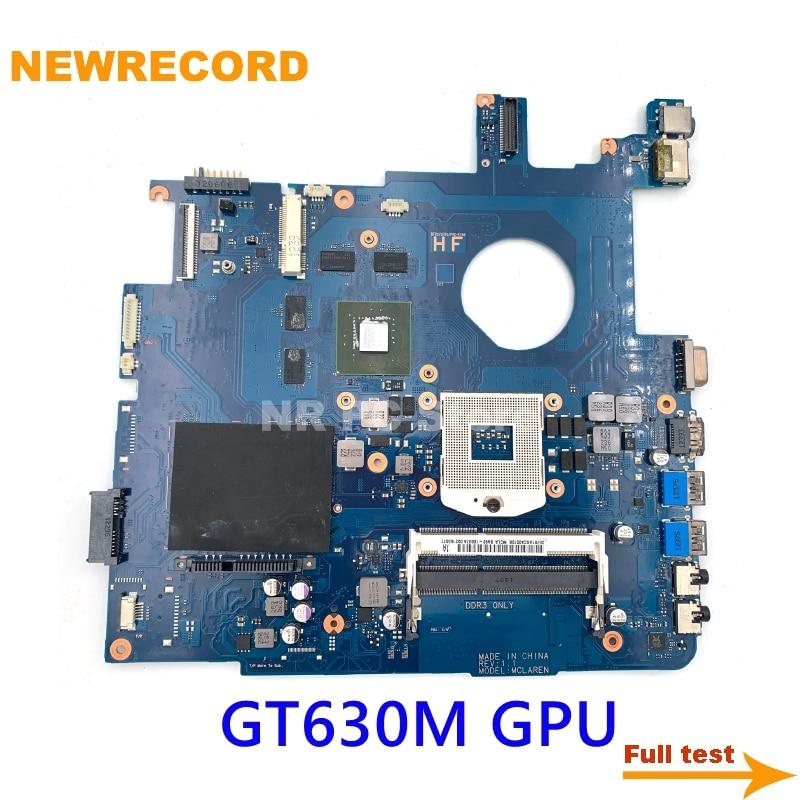 NEWRECORD BA41-01898A BA41-01900A BA92-10607A BA92-10607B لسامسونج NP550P5C NP550P7C اللوحة المحمول GT630M GPU اختبار كامل