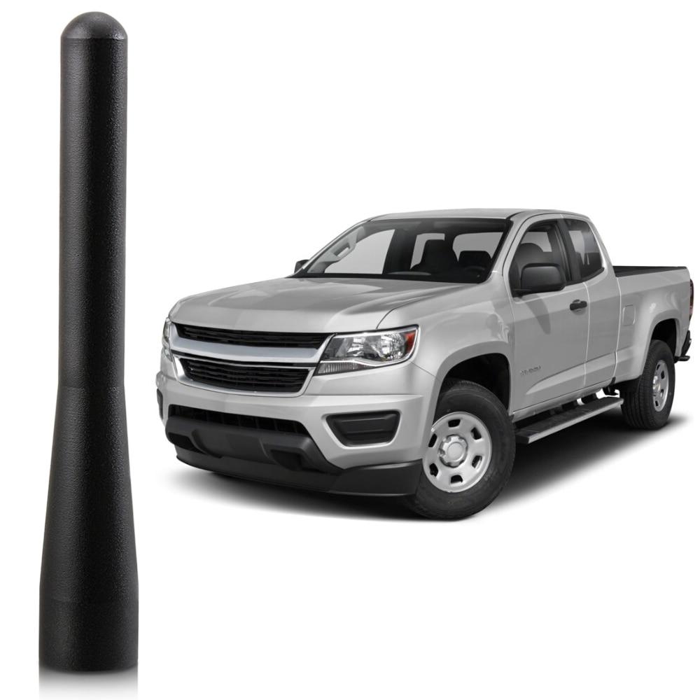 4 pulgadas antena para Ford F150 F250 F350 Super Duty Raptor Dodge Ram Truck