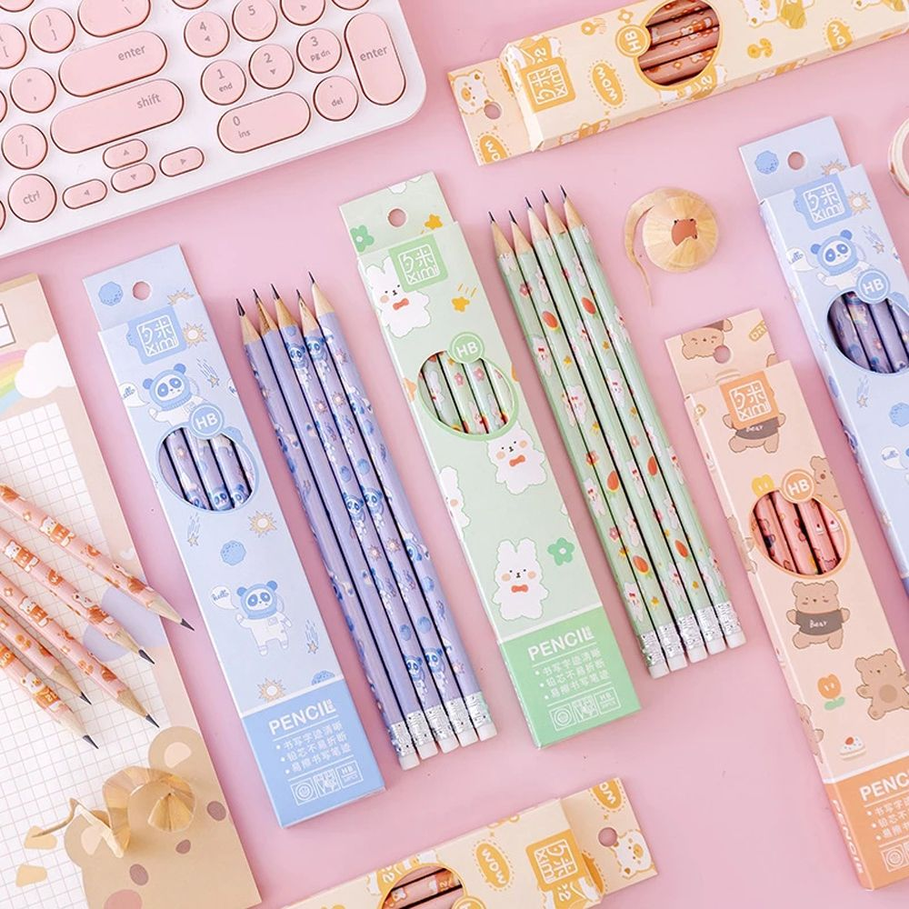 deli wooden colored pencils set soluble pencil for kids drawing pencils sketch artists painting supplies 12 18 24 36 colors box Student Stationery Carbon School Supply Drawing Supplies Cartoon Pencil Set Wooden Pencils Painting Pencils HB Pencils