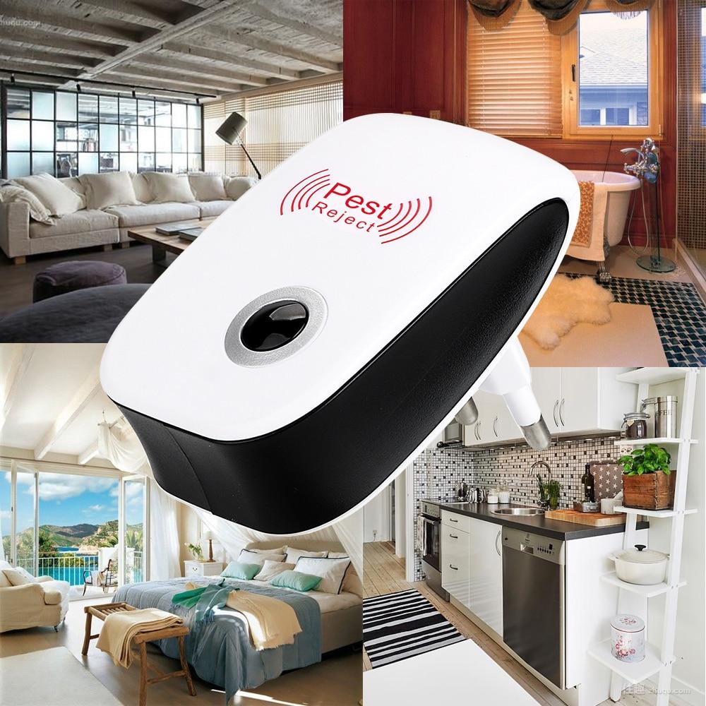 Dispozitiv de respingere electronică împotriva țânțarilor din - Produse de grădină - Fotografie 5