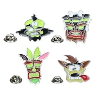 horror anime badges for backpack enamel pin womens brooch anime avatar lapel pins brooches for women avatar decorative pins