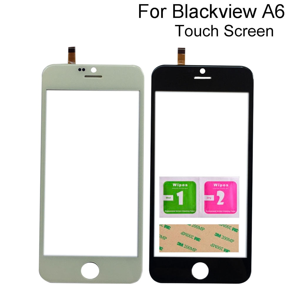 For Blackview Ultra A6 Touch Screen Digitizer Panel Sensor Mobile Phone Tools 3M Glue Wipes Touch