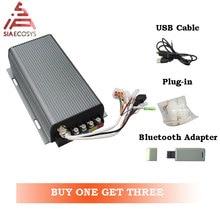 100A Sabvoton SVMC72100 BLDC контроллер Одобрен CE для электрического велосипеда с bluetooth адаптером