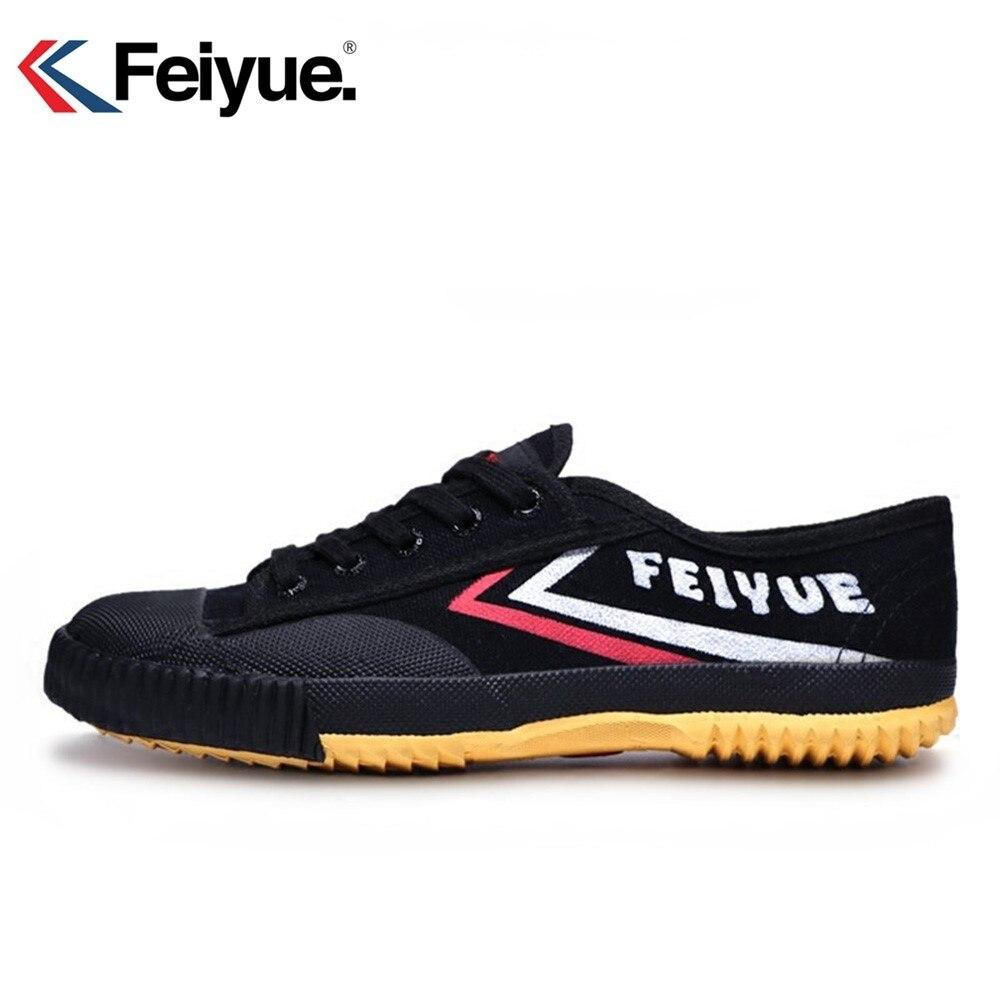 Оригинальные кроссовки FEIYUE, Классическая обувь, боевые искусства, тхэквондо, ушу Кунг Фу, мягкие удобные кроссовки, мужская и женская обувь
