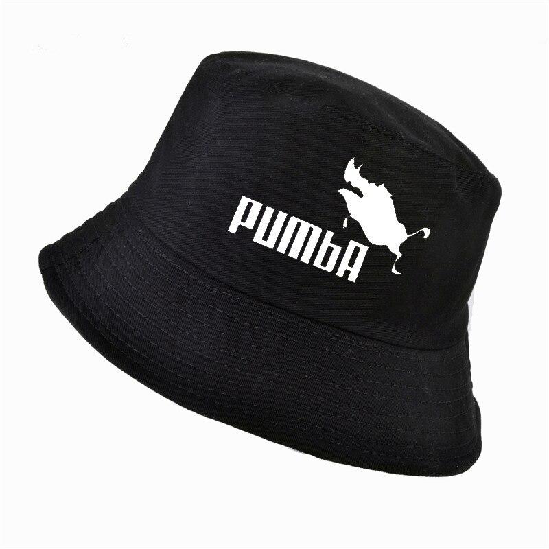 Gorro de pescador Unisex con dibujos, gorro de pesca al aire libre Panamá hip hop, sombrero de pescador de verano para hombre, novedad de 2019 en gorro femenino