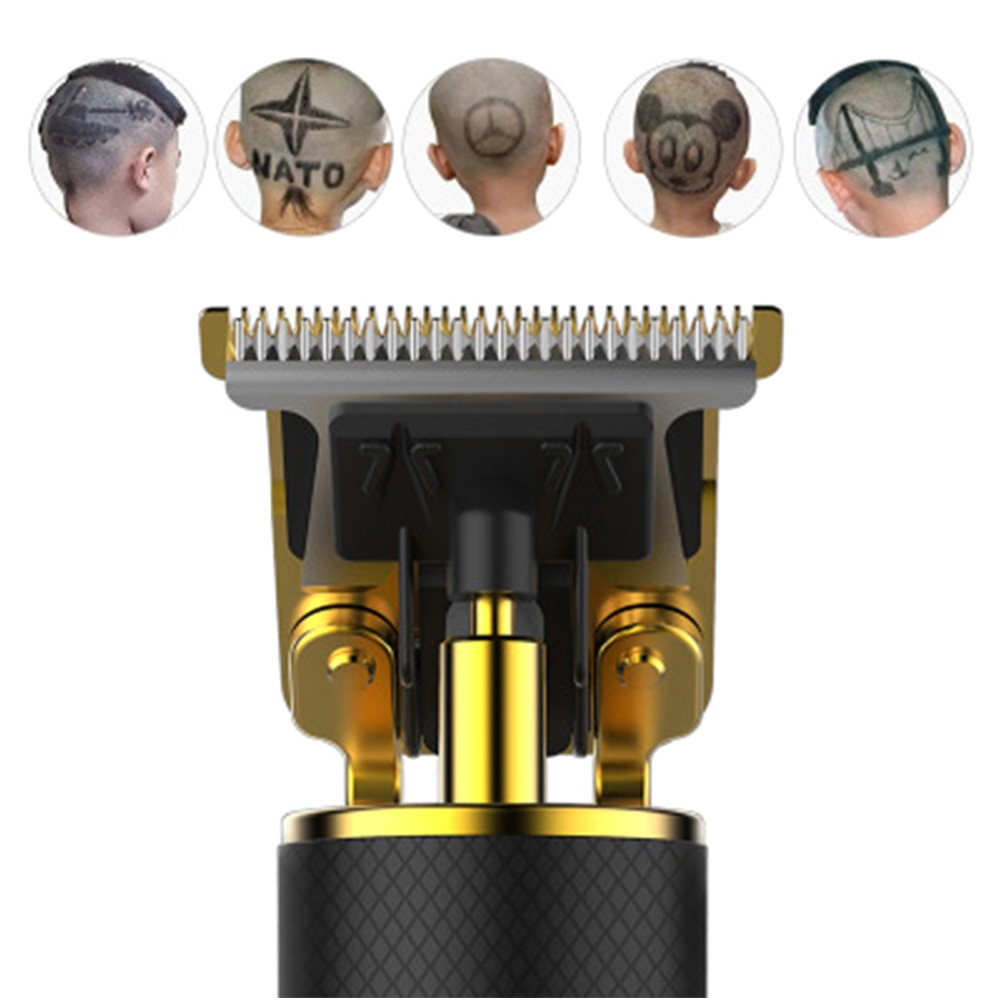 T9 Professional Hair Trimmer Electric Hair Clippers Men Cordless Beard Razor Shaver Trimmers Barber Hair Cutter Shaving Machine enlarge