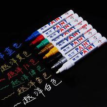 2020 Взрывные модели 1 Водонепроницаемая заплатка для автомобильной покрышки протектора резиновая краска ручка маркер Перманентный белый VIP