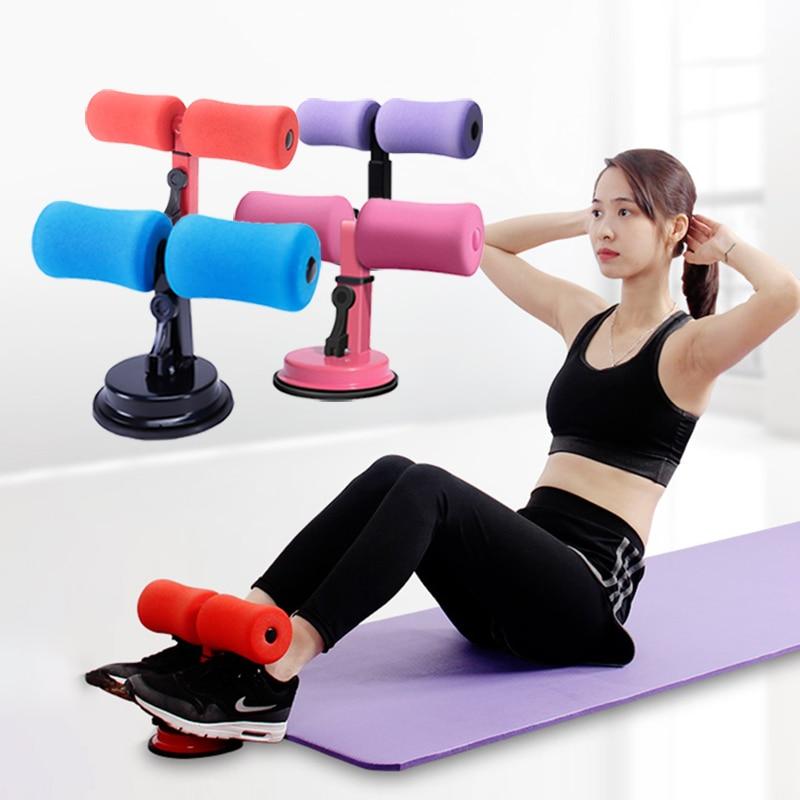 Тренажер для тренировки брюшной завивки, тренажер для сидения, поджимающее устройство, оборудование для похудения, Ab Ролики для домашнего фитнеса, портативный инструмент