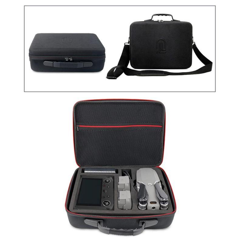 Bolsa de Armazenamento de Mão à Prova Água de Alta Bolsa de Ombro Case para Dji Dwaterproof Qualidade Confortável Portátil Delicado Mavic 2 Pro – Zoom Drone