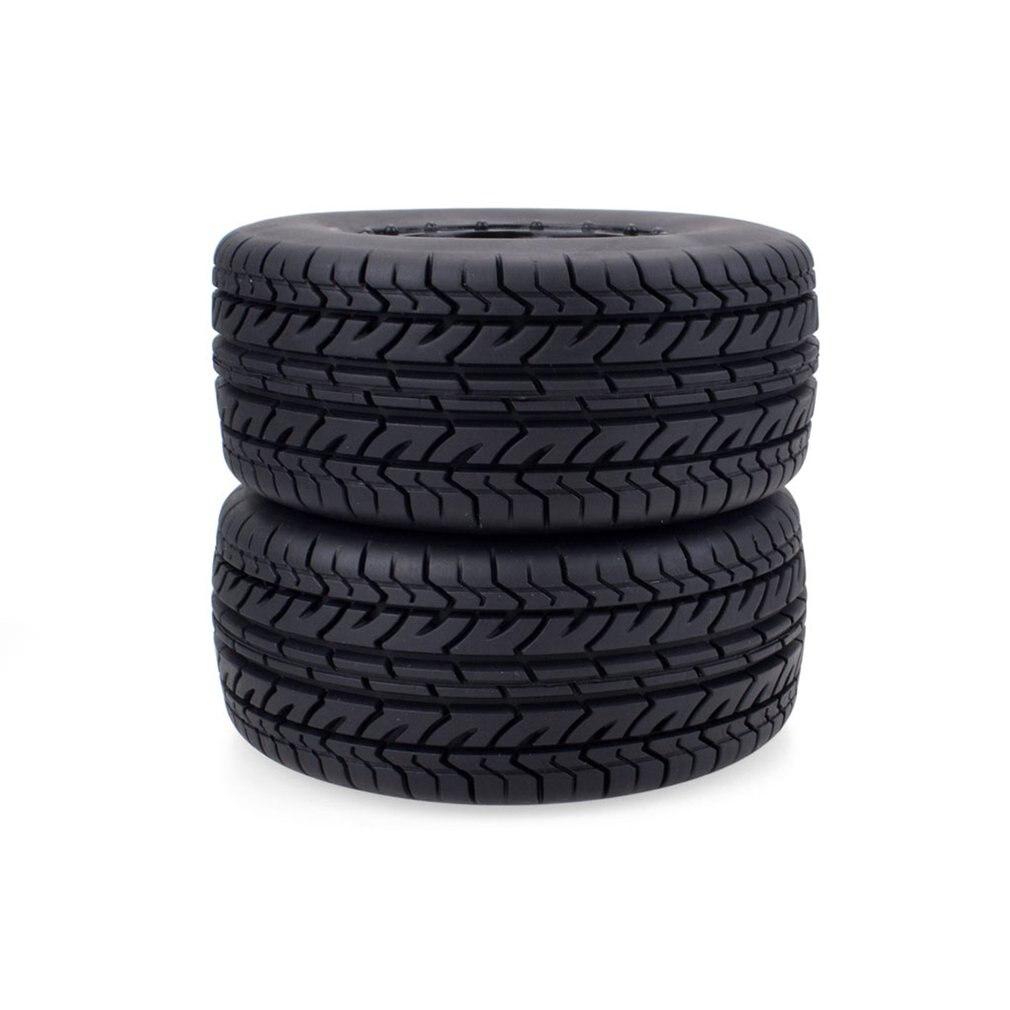 4 Uds de bloqueo corta neumático de camión neumático de rueda de llanta, cubo 12MM ajuste 110 Traxxas Slash 4x4 VKAR 10SC HPI