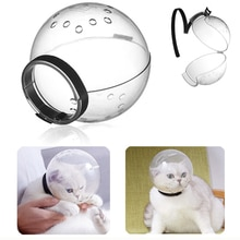 Cat Muzzle Anti Bite Breathable Grooming Mask Muzzles for Bitting Bath Beauty Travel Tool Kat Groomi