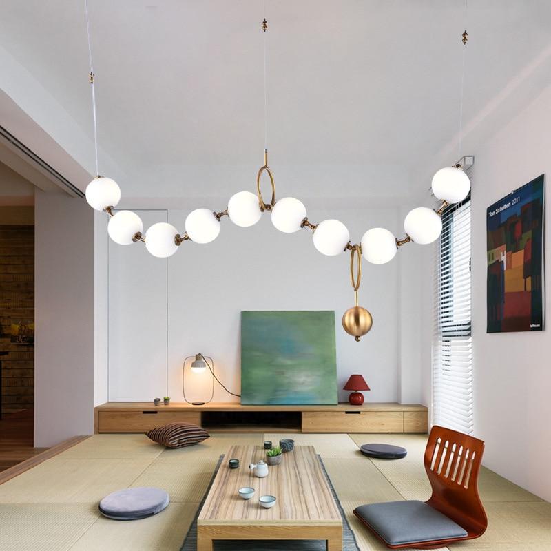 E27 مصباح معلق من الحديد على الطراز الاسكندنافي ، تصميم نورديك ، إضاءة داخلية مزخرفة ، مثالي لغرفة المعيشة أو غرفة المعيشة.