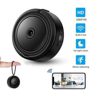 2020 Mini IP Camera HD 1080P WiFi Motion Detect CCTV A11 1080P Wireless Night Vision Camera for Monitor Micro Cam Small Cameras