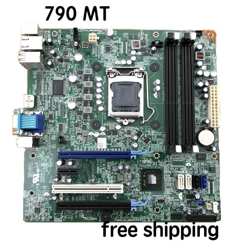 para Dell Optiplex Placa-mãe de Mesa Mainboard 100% Testado Totalmente Trabalho 790 990 mt Cn-0j3c2f J3c2f