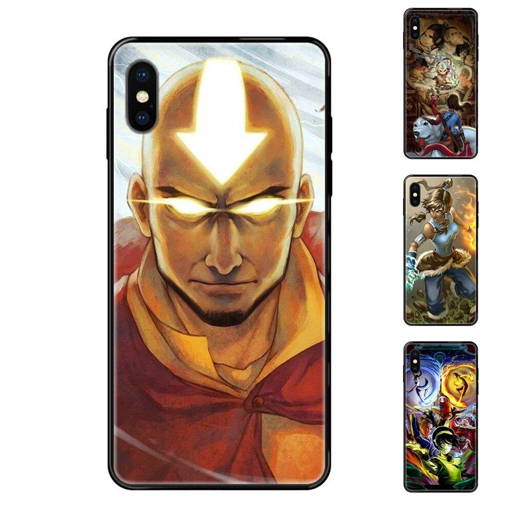 Avatar Aang The Last Airbender For Huawei Honor Play V10 View Mate 10 20 20X 30 Lite Pro Y3 Y5 Y9 Nova 3 3i Pro Sale On Black