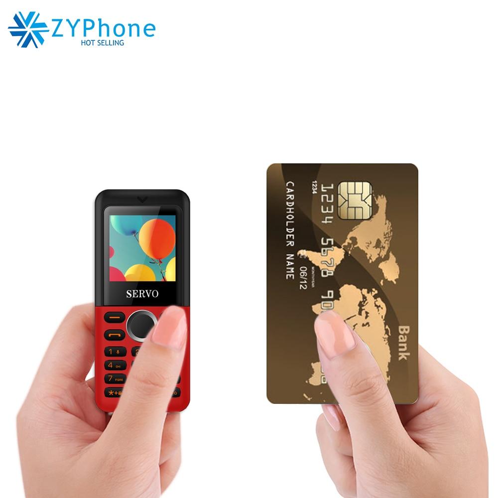 SERVO M25 HD Mini Telephone Bluetooth Dialer Magic Voice One Key Recorder Dual Sim Small Mobile Phone Russian Language Keyboard