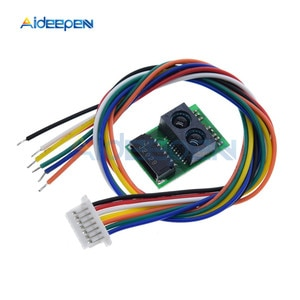 GP2Y0E03 Distance Sensor Module Infrared Ranging Sensor Module High Precision I2C Output for Arduino 4-50CM Distance