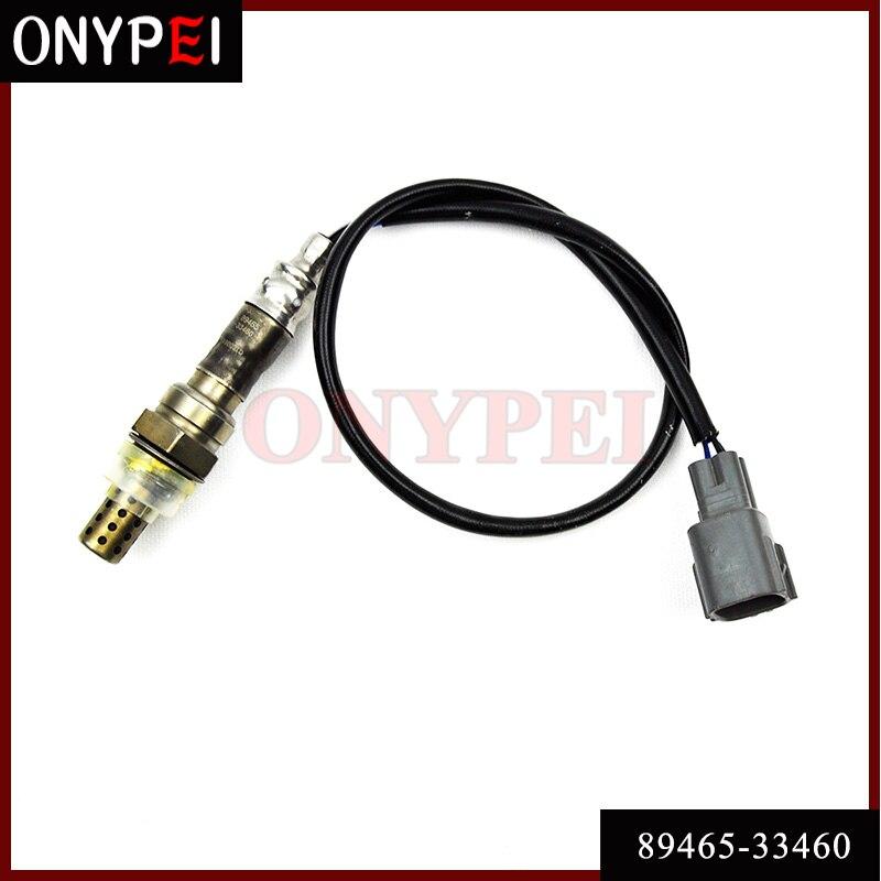 89465-06250 O2 oxígeno la relación aire/combustible de Sensor para Toyota Camry Avalon Lexus ES350 89465, 33360, 89465-07070, 89465-33460, 89465-35680