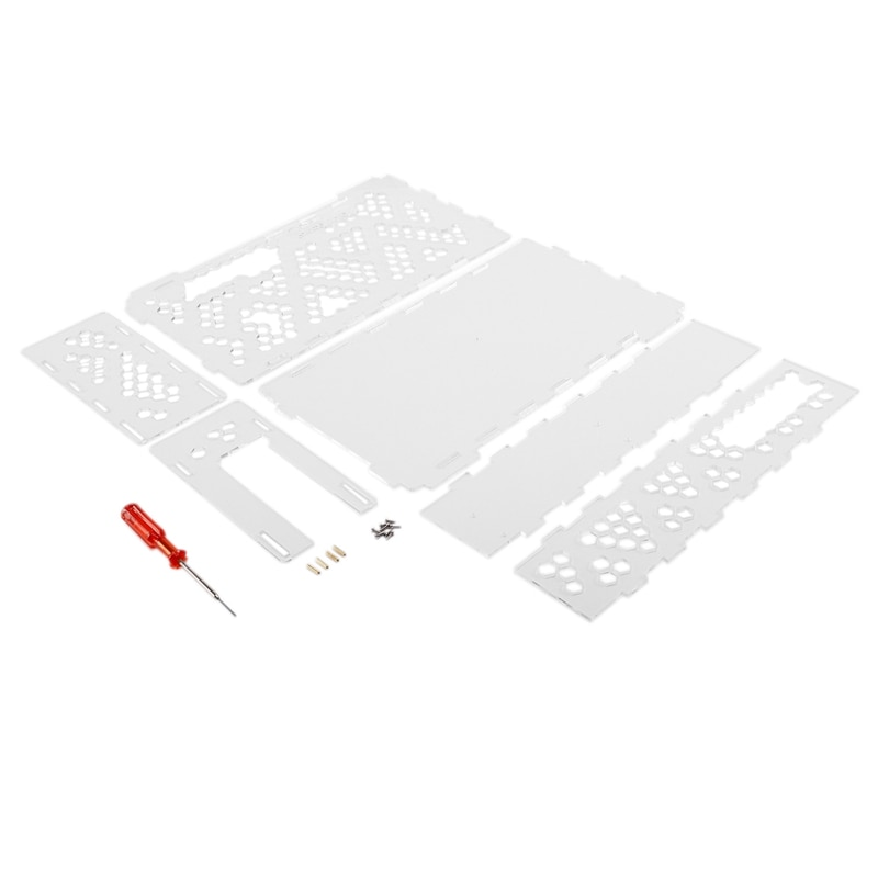 Caliente-carcasa protectora de tarjeta gráfica externa carcasa de nido de abeja para estación de acoplamiento de ordenador portátil EXP GDC