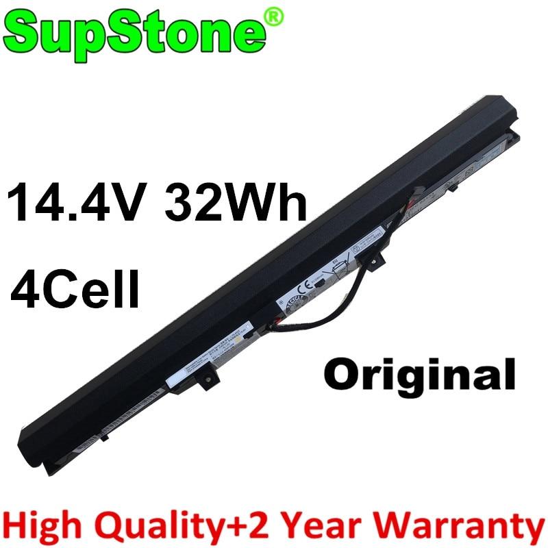SupStone L15L4A02 L15M4A02 بطارية لينوفو V110-14AST V310-14IKB 15AST 15IAP 15ISK 15IKB ، L15C4A02 ، L15S4A02 ، L15L4E02 L15C4E01