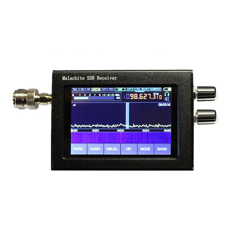 50 كيلو هرتز-2 جيجا هرتز تسجيل رمز الملكيت SDR راديو مالاهيت DSP SDR استقبال دعم DFU على الانترنت الثابتة تحديث هوائي كابل يو اس بي