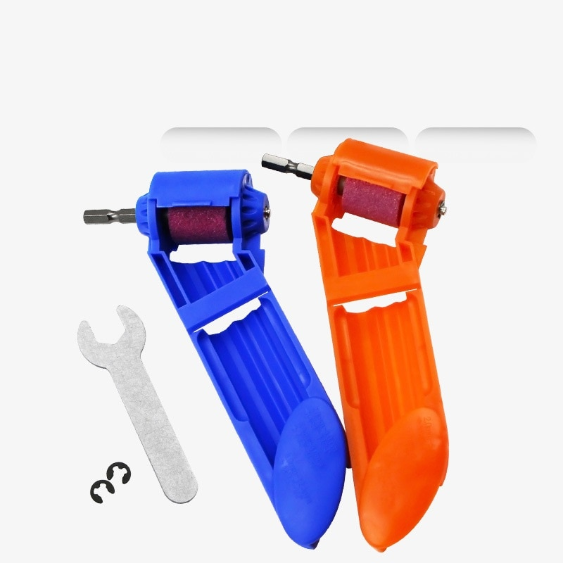 Ořezávátko vrtáku 2-12,5 mm, přenosný brusný kotouč na broušení korunky titanový vrták přenosný vrták poháněný nástrojem