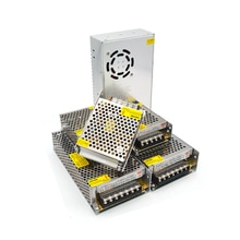 Schalt Netzteil AC DC 220V Zu 9V 24V 36 V SMPS 18W Zu 720W netzteil Adapter 9 24 36 V Volt 1A Zu 30A Transformator
