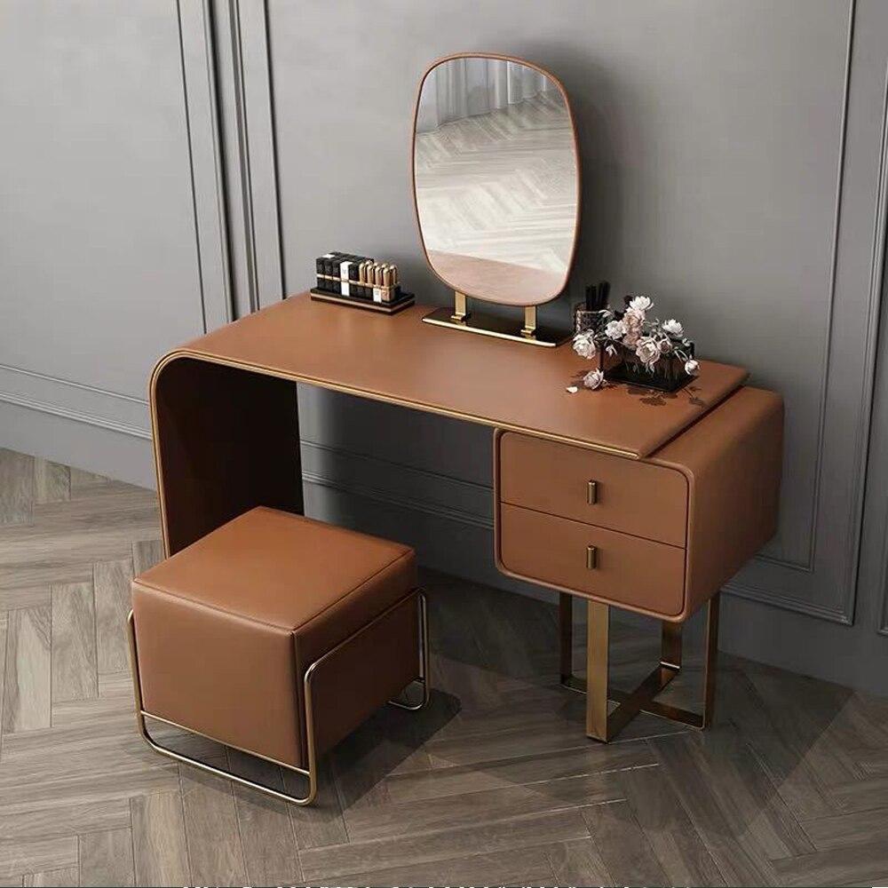 Mesa de escritório para escritório, escritório com escrivaninha e mesa