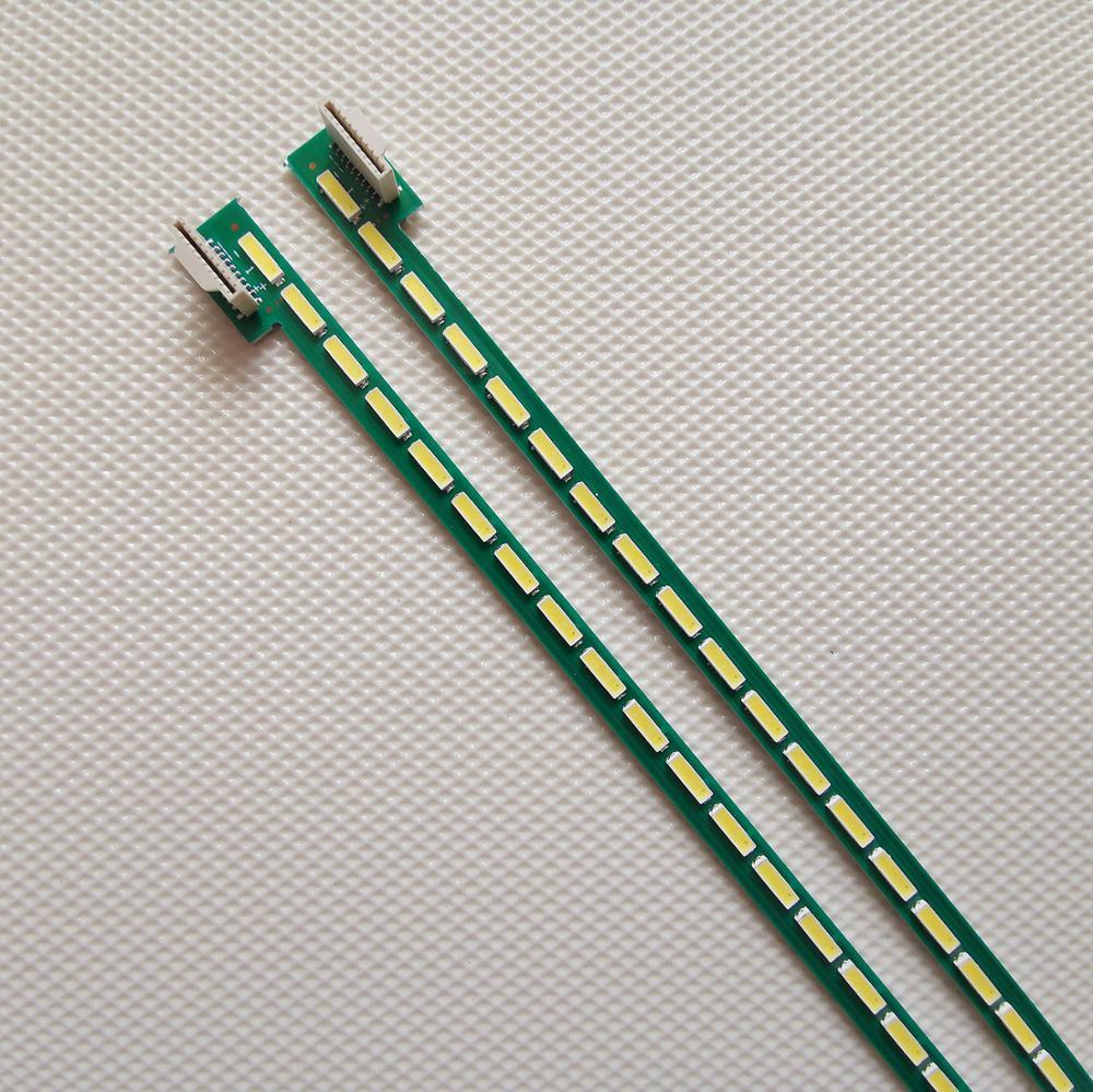 30 set = 60 stücke LED streifen Für LG 47LA6600 47LA660S 47LA690S 47E700S 47LM6700E 47PFL6007 6922L-0071A 0029A 6916L-1180B 1191A