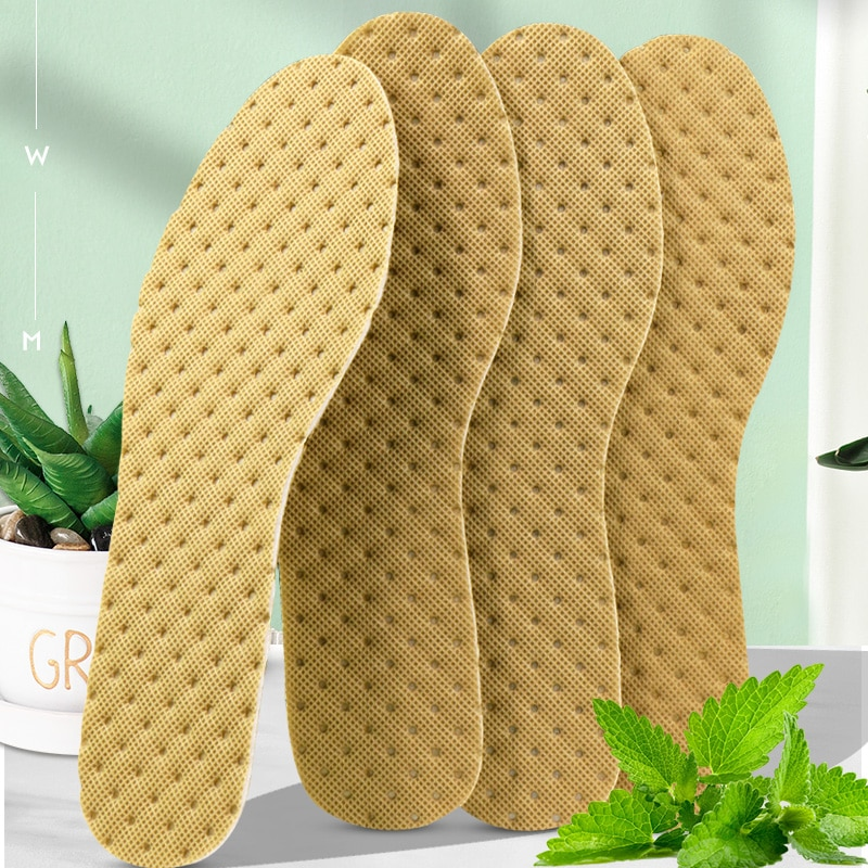 5 pairs health deodorant insoles light weight shoes pad absorb sweat breathable mesh cloth shoe inserts men women 5 Pairs Deodorant Insoles Light Weight Shoes Pad Absorb-Sweat Breathable Bamboo Charcoal thin Sports Insoles Men Women