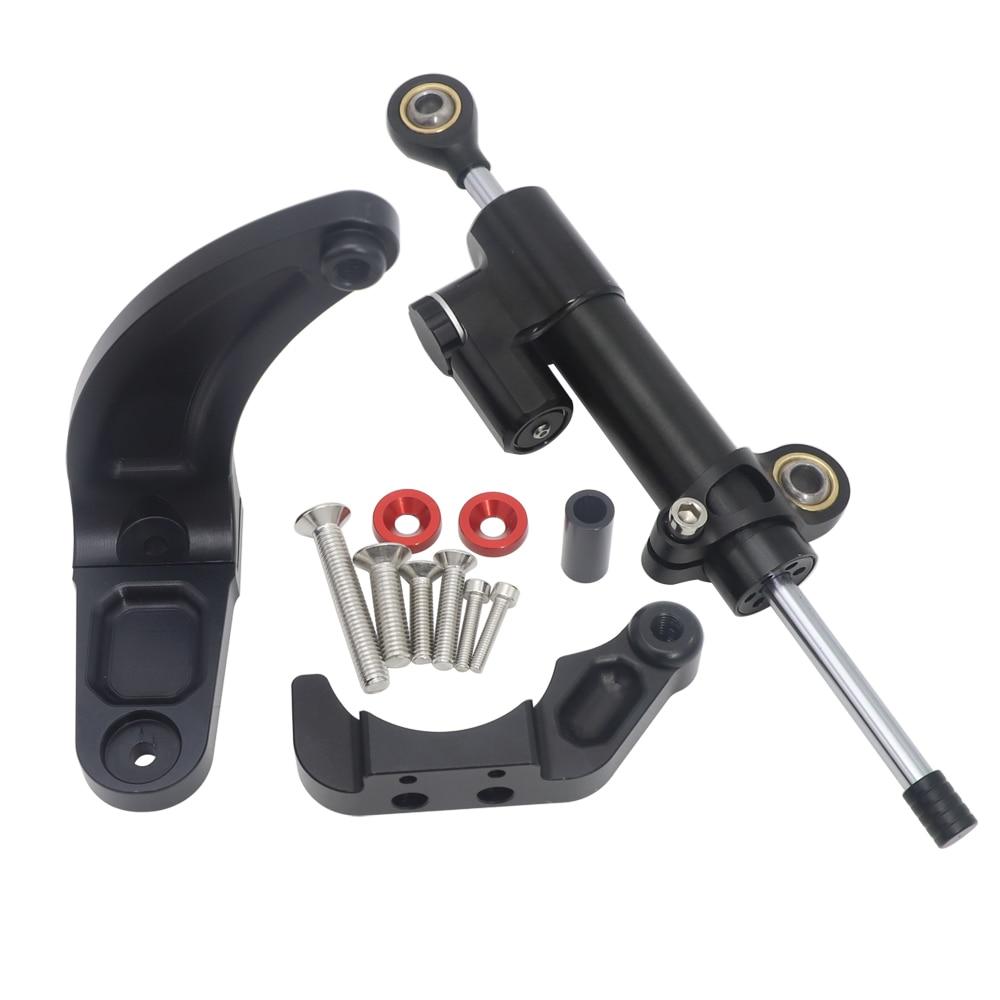 Para Dualtron Thunder y DT3 scooter Eléctrico estabilizador soporte de montaje de amortiguador Kit