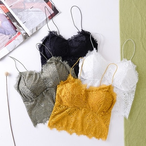 Women's Sexy Lace Tube Underwear Student Korean-Style Base Tops Anti-Exposure Beauty Back Wrap-Around