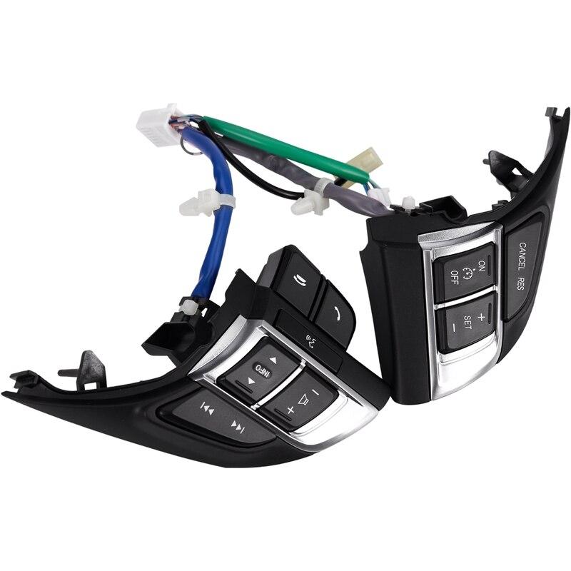Мульти Функция рулевое колесо переключатель уплотнительное Bluetooth круиз