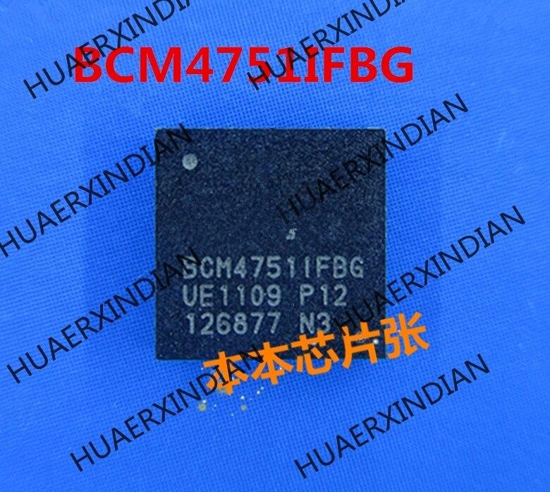 Novo bcm47511fbg bcm4751ifbg bga alta qualidade